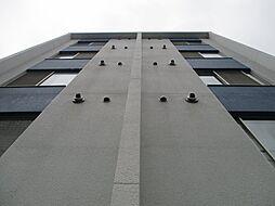 ブランノワールラヴィール南5条[4階]の外観