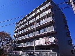 グリーンアベニュー壱番館[5階]の外観
