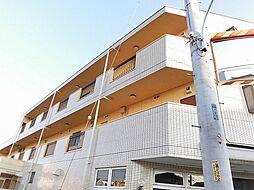 東京都昭島市松原町4丁目の賃貸マンションの外観