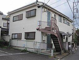 東京都練馬区早宮1丁目の賃貸アパートの外観