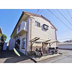 静岡県静岡市清水区高橋の賃貸マンションの外観