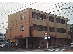 静岡県沼津市双葉町の賃貸マンションの外観