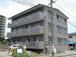アトリオ城ヶ崎[101号室]の外観