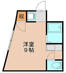 アートヴィレッジフクオカ[2階]の間取り