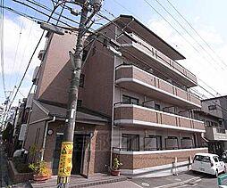 京都府京都市伏見区竹田七瀬川町の賃貸マンションの外観