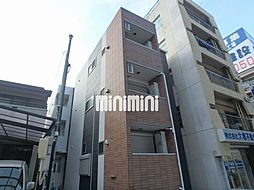 愛知県名古屋市港区津金1の賃貸アパートの外観