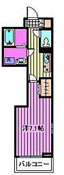 ラ コリーヌ N[3階]の間取り