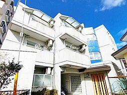 ハーモニー湘南[201号室]の外観