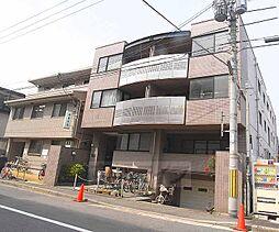 京都府京都市下京区間之町通七条上る榎木町の賃貸マンションの外観