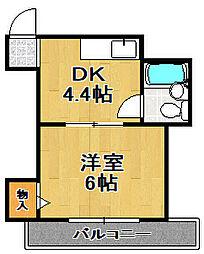 玉出駅 3.4万円