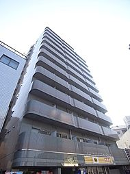 千葉県柏市旭町1丁目の賃貸マンションの外観