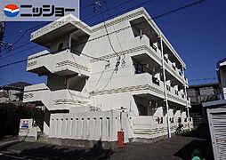 アオヤマハウス[3階]の外観