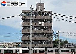 パレスヤマハン[2階]の外観