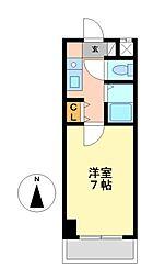 DAIMEIビル[4階]の間取り