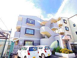 東京都東村山市本町4の賃貸マンションの外観