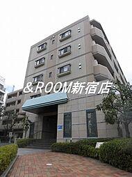 グランハイツ東新宿[3階]の外観