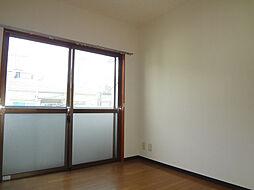 倉本ハイツの洋室