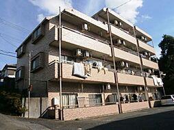東京都調布市入間町2の賃貸マンションの外観