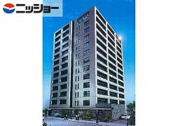 仮)東区泉三丁目計画[13階]の外観