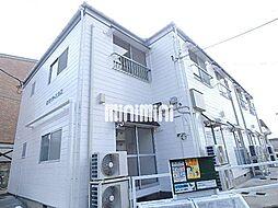ホワイト・ハウス[2階]の外観