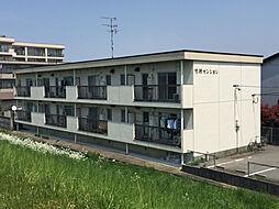 竹村マンション[B号室]の外観