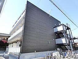リブリ・ナンバーナイン・セカンド[1階]の外観