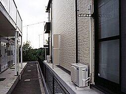 レオパレス三立ハイツC[202号室]の外観
