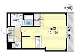サンハイツ丹羽[2階]の間取り