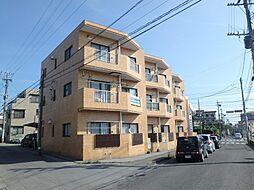 鹿児島県鹿児島市紫原4丁目の賃貸マンションの外観