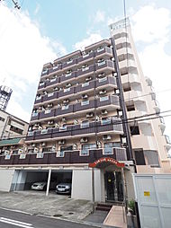 大阪府大阪市城東区東中浜6丁目の賃貸マンションの外観