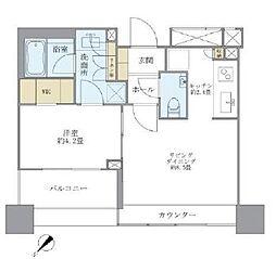 高輪台駅 19.5万円