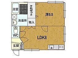 浪岡駅 4.2万円