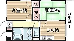 西中島南方駅 6.7万円