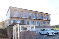 福岡県福津市手光の賃貸アパートの外観