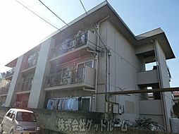 湘南ハイツ[3階]の外観