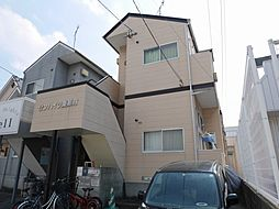 サンハイツ東那珂[1階]の外観