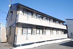埼玉県川口市戸塚4丁目の賃貸アパートの外観