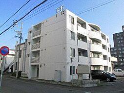 北海道札幌市西区二十四軒一条2丁目の賃貸マンションの外観