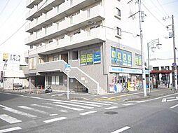 ステーションフロント八幡宿[6階]の外観