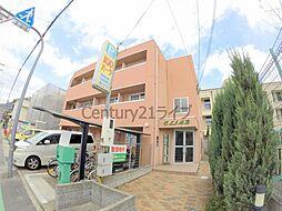 兵庫県西宮市上ケ原一番町の賃貸マンションの外観