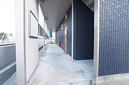 ベルガーデン[2階]の外観