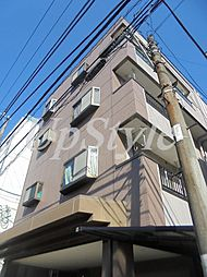 ドミール横田[1階]の外観