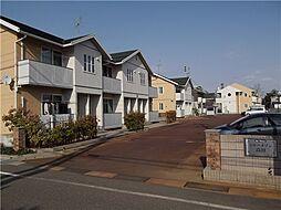 シャーメゾン高田 B棟[201号室]の外観