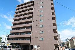 北海道札幌市白石区菊水二条1丁目の賃貸マンションの外観