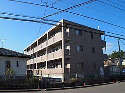 栃木県宇都宮市緑5丁目の賃貸マンションの外観