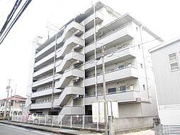 愛媛県松山市余戸中3丁目の賃貸マンションの外観