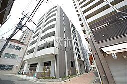 兵庫県神戸市長田区水笠通4丁目の賃貸マンションの外観
