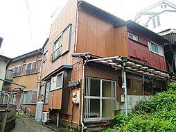 奥山アパートB[201号室]の外観