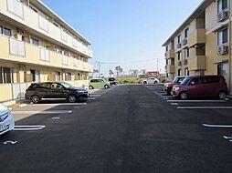 宮崎県宮崎市新栄町の賃貸アパートの外観