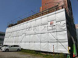 仮称)北16西4 新築MS[2階]の外観